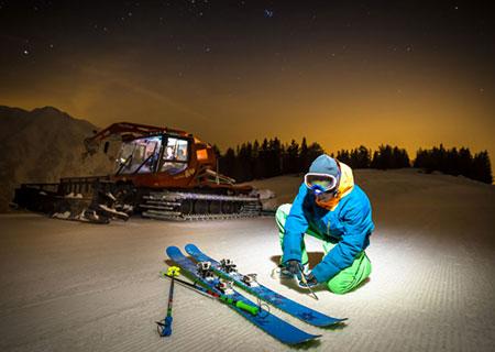 Aprica Ski