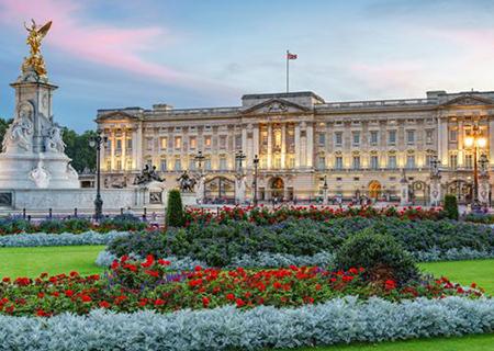 Buckingham Palace e Cambio della Guardia