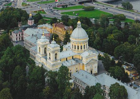 Alexander Nevski Monastery