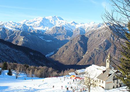 Monterosa Ski - Alagna Valsesia Giornalieri