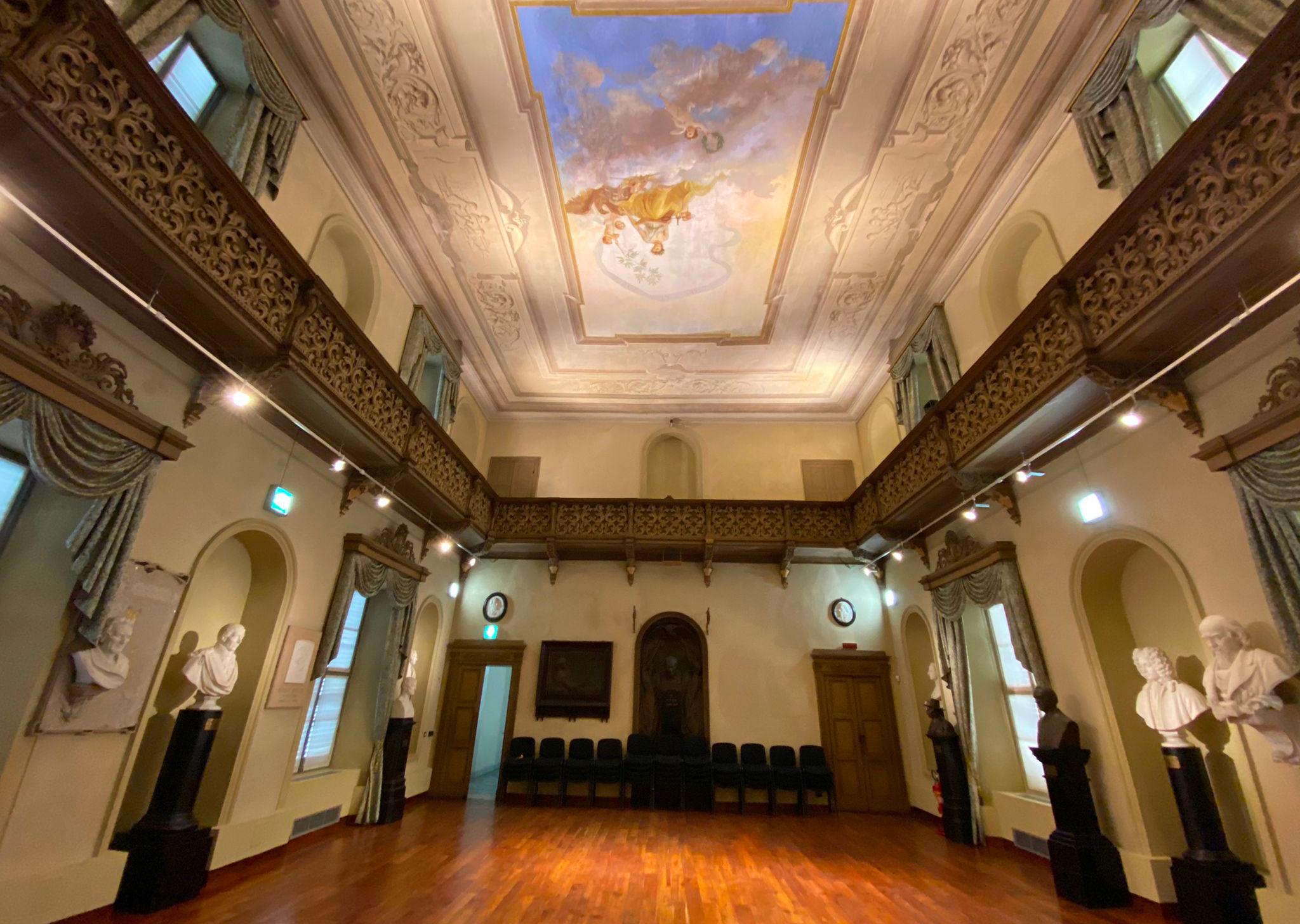 Palazzo dei Musei - Pinacoteca e Museo di Storia Naturale CalderinI