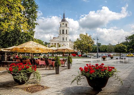 Vilnius da scoprire
