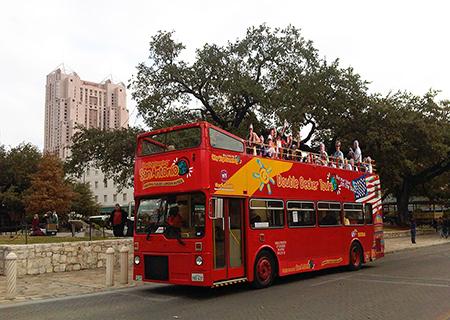Hop On - Hop Off Bus Tour