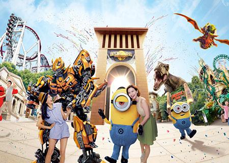 Universal Studios® Singapore