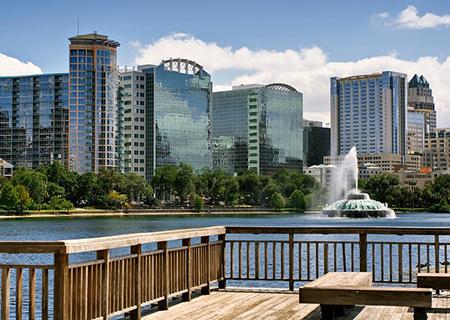 Tour della Città di Orlando