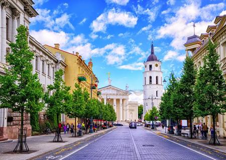 Tour privato Vilnius