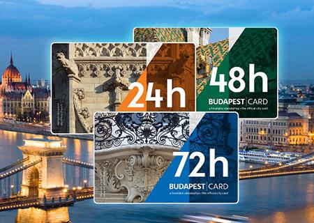 Tessera Budapest Card