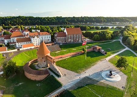 Tour to Kaunas