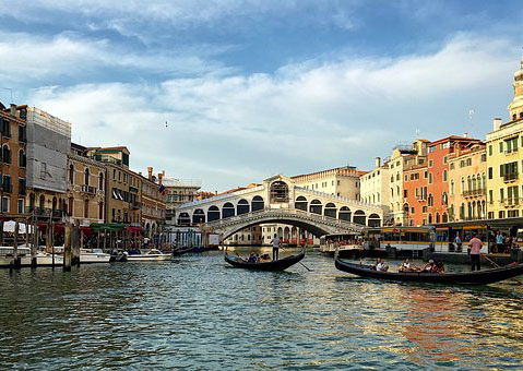 Gondola Tour Venezia