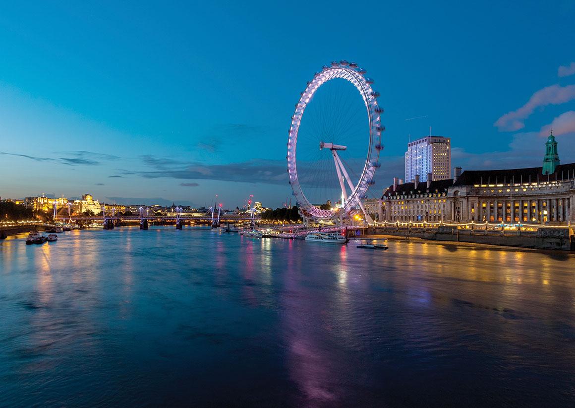 Crociera Coca-Cola London Eye