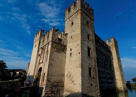 Shuttle tour dei castelli