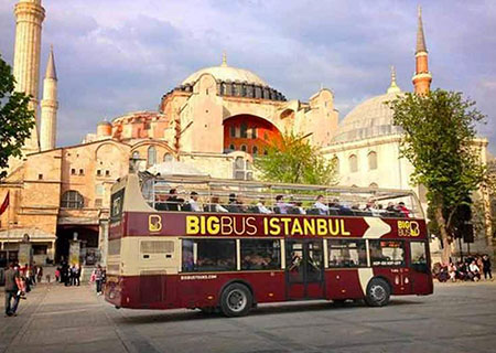 Istanbul Hop on Hop off Tour