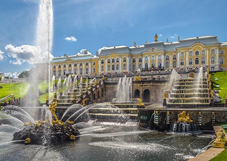 Giardini Petrodvoretz