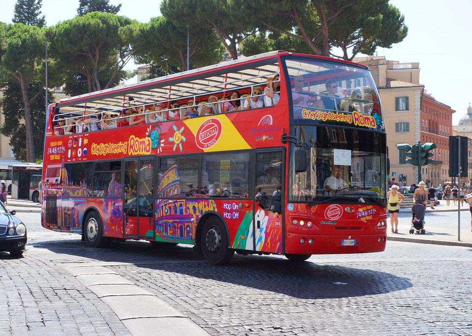 Roma Hop-on Hop-off