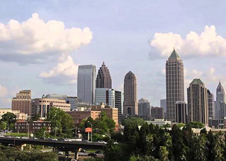 Atlanta City Tour by bus