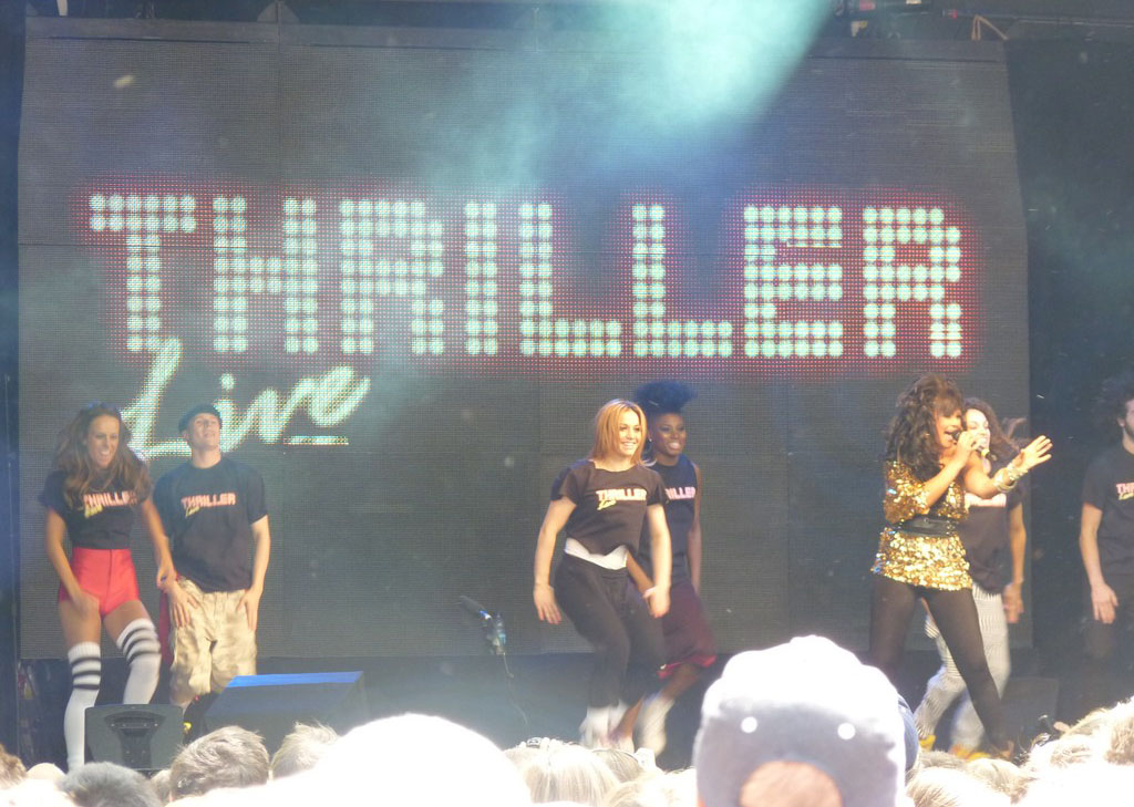 Thriller - Live show