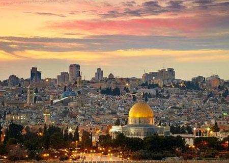 Gerusalemme e Betlemme