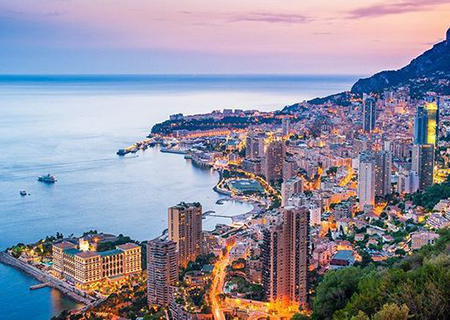 Tour Monte-Carlo ed Eze