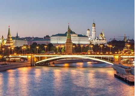 Tour della città di Mosca