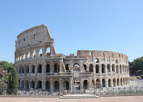 Tour interattivo del Colosseo