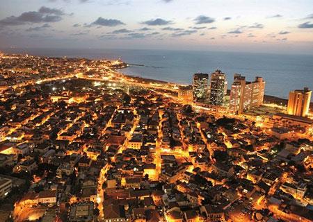 Tour della regione di Tel Aviv