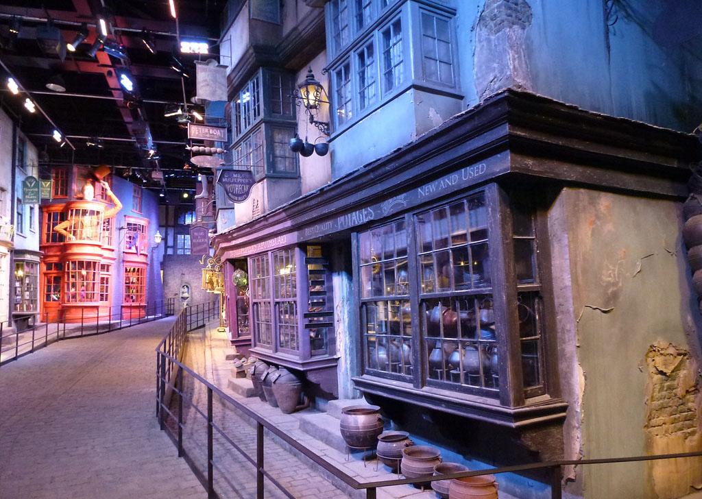 Tour Warner Bros Harry Potter