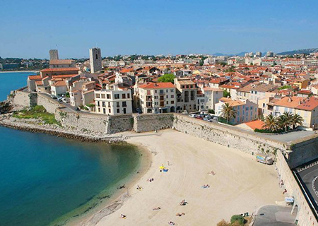 Tour Antibes, Cannes, Grasse
