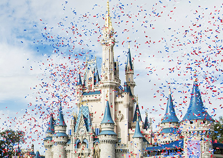 Trasferimento per i Parchi a Tema di Orlando