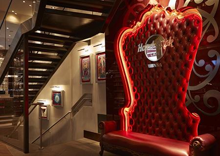 Hard Rock Cafe Vienna