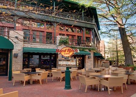 Hard Rock Cafe San Antonio