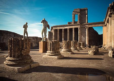 Tour di Pompei