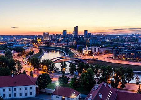 Tour città vecchia di Vilnius