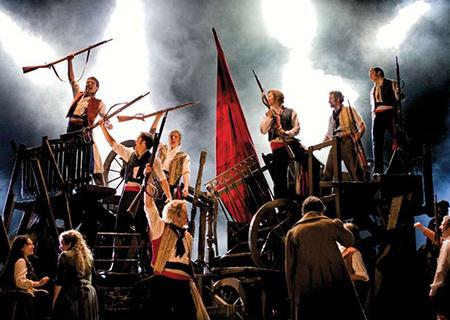 Les Miserables - Queen's Theatre