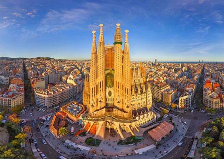 Tour della Sagrada Familia