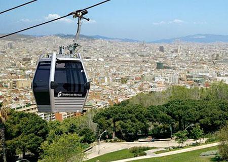 Funivia di Montjuïc