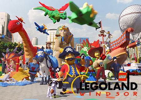 Legoland con Trasporto