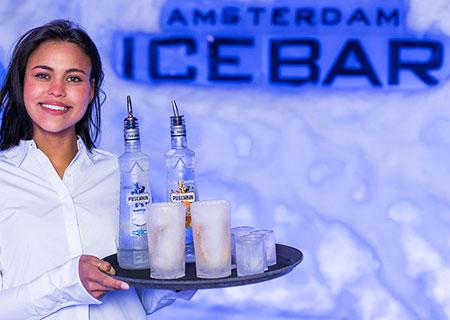 Icebar di Amsterdam
