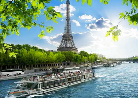 Crociera Panoramica Parigi
