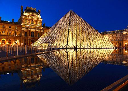 Visita del Louvre