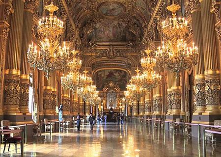 Tour dell'Ópera Garnier