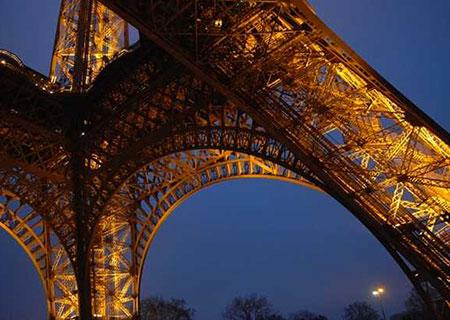 Visita alla Torre Eiffel