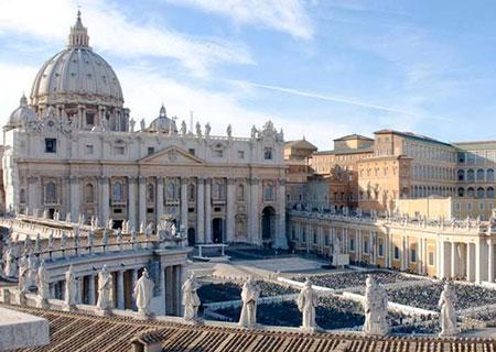 Musei Vaticani, Cappella Sistina e Basilica di S. Pietro