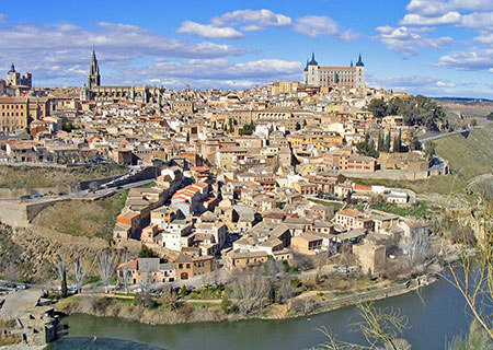 Magical Toledo from Madrid