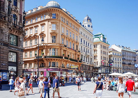 Vienna City Walking Tour