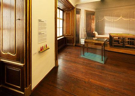 Visita la casa di Mozart