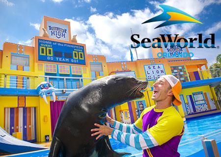 SeaWorld® Parks